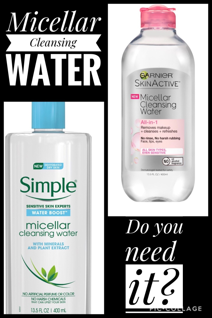 What is Micellar Cleansing Water and should you be using it?