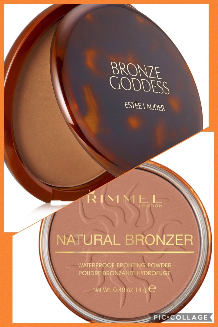 This or That: Estee Lauder Bronze Goddess Powder Bronzer or Rimmel London Natural Bronzer
