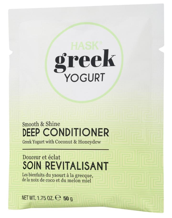 HASK greek YOGURT ** Smooth & Shine ** DEEPCONDITIONER
