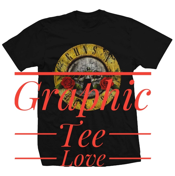 Graphic Tees and Why You Need Them in Your LIFE!!
