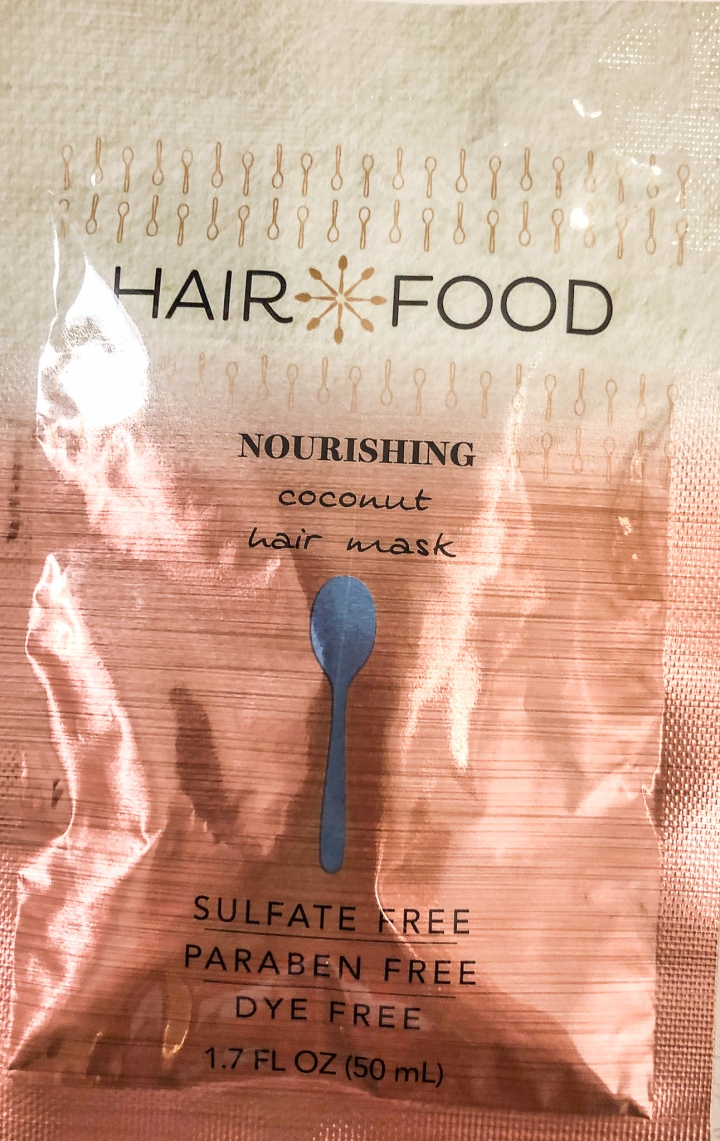 Hair Food Nourishing Coconut HairMask