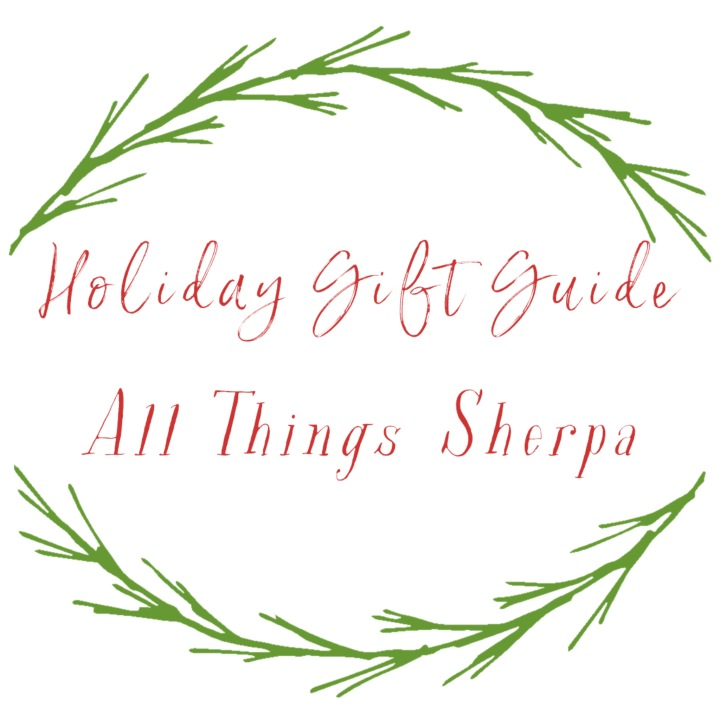 Holiday Gift Guides: All ThingsSherpa