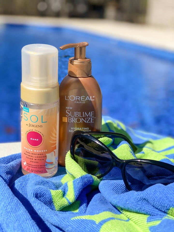 It's self-tanning Season…are you ready?