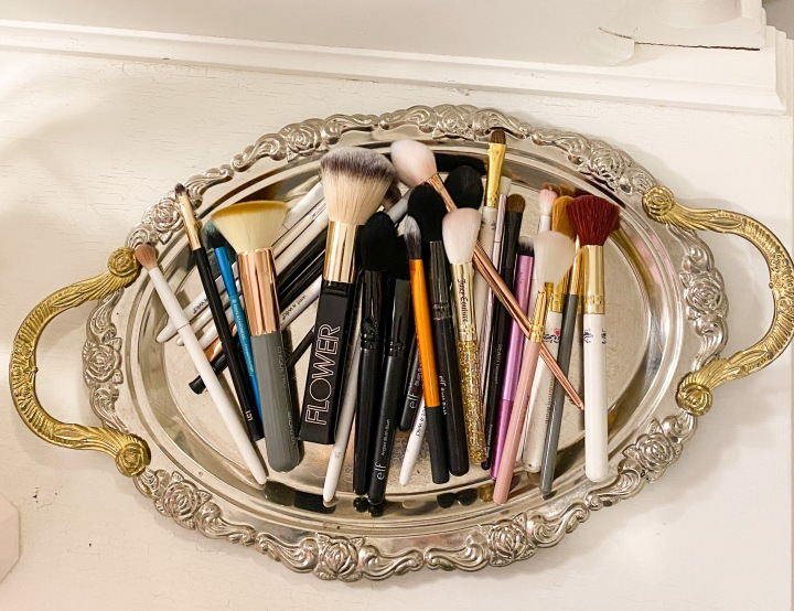 Why should you wash your makeup brushes?