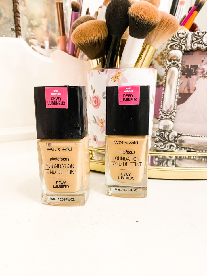Wet n Wild photofocus Foundation